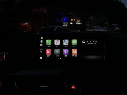 宝马原厂激活开通刷苹果CarPlay功能,无线连接